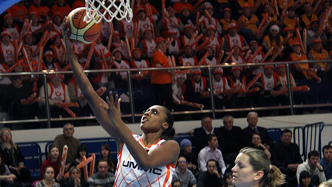 UMMC Romp To Russian Cup Win